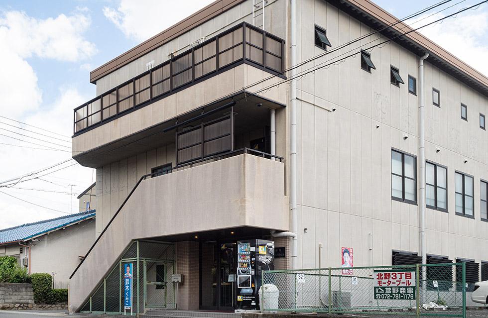 河本カメラ社屋