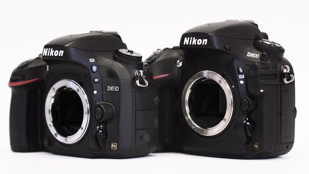 2機のカメラのイメージ